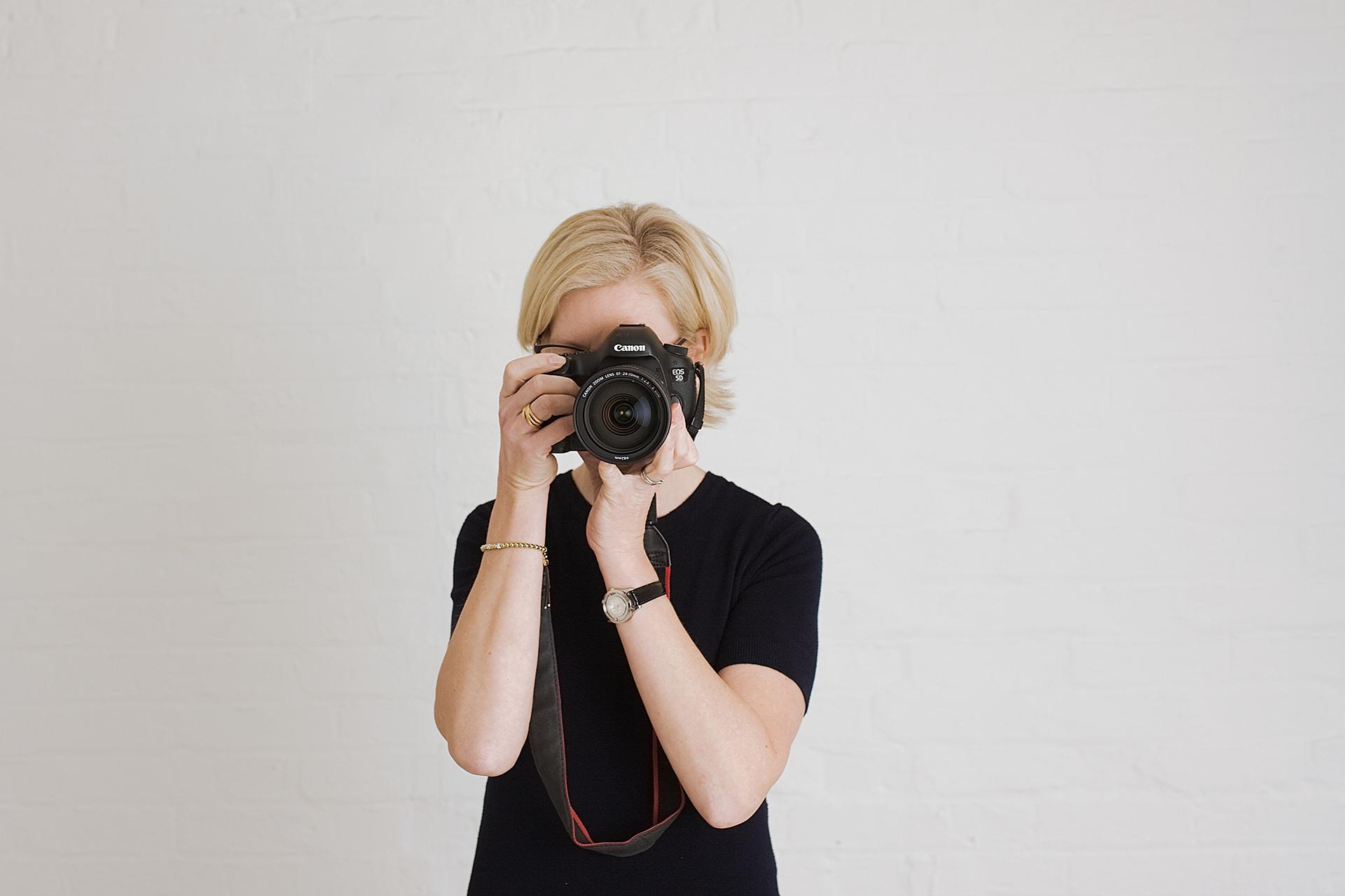 Mindset shift for being on camera